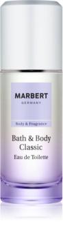 Marbert Bath & Body Classic toaletná voda pre ženy
