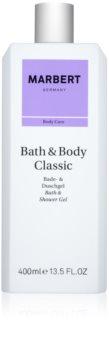 Marbert Bath & Body Classic gel de ducha para mujer