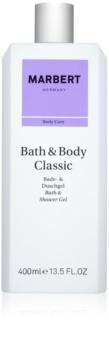 Marbert Bath & Body Classic sprchový gél pre ženy
