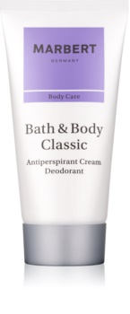 Marbert Bath & Body Classic deodorant v krému pro ženy