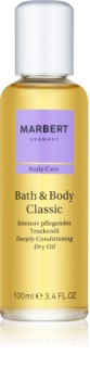 Marbert Bath & Body Classic aceite corporal para mujer 100 ml