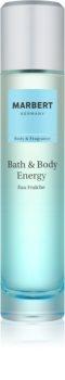 Marbert Bath & Body Energy água refrescante para mulheres