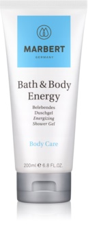 Marbert Bath & Body Energy gel de ducha para mujer 200 ml