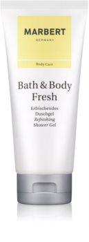 Marbert Bath & Body Fresh gel de duche para mulheres 200 ml