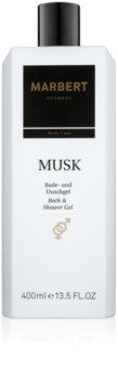 Marbert Bath & Body Musk sprchový a kúpeľový gél