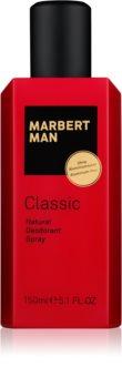Marbert Man Classic desodorante con pulverizador para hombre