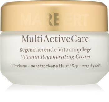 Marbert Anti-Aging Care MultiActiveCare crema regeneradora con vitaminas para pieles secas y muy secas
