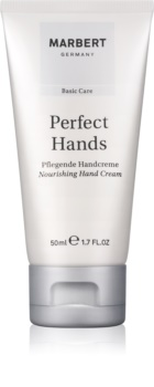 Marbert Hand Care Perfect Hands crema nutritiva  para manos