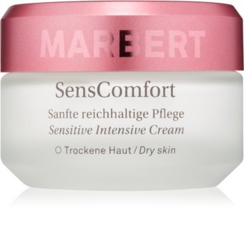 Marbert Sensitive Care SensComfort creme regenerador   para pele seca e sensível