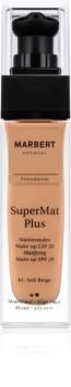 Marbert SuperMatPlus maquillaje matificante SPF 20