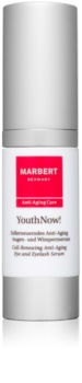 Marbert Anti-Aging Care YouthNow! sérum renovador para olhos e pestanas