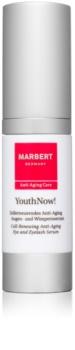 Marbert Anti-Aging Care YouthNow! sérum reparador para ojos y pestañas
