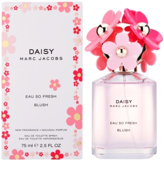 Marc Jacobs Daisy Eau So Fresh Blush eau de toilette para mujer 75 ml