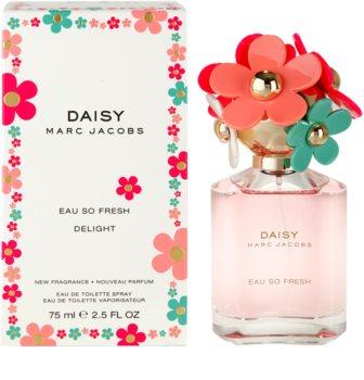 Marc Jacobs Daisy Eau So Fresh Delight woda toaletowa dla kobiet 75 ml