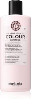 Maria Nila Luminous Colour rozjasňujúci šampón pre farbené vlasy