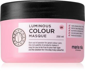 Maria Nila Luminous Colour hydratační a vyživující maska pro barvené vlasy
