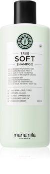 Maria Nila True Soft hydratisierendes Shampoo für trockenes Haar