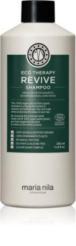 Maria Nila Eco Therapy Revive jemný micelární šampon pro všechny typy vlasů