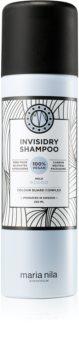 Maria Nila Style & Finish suchý šampon pro mastné tmavé vlasy