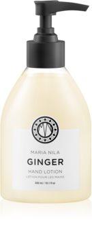 Maria Nila Ginger krém na ruce