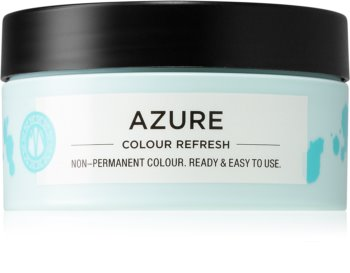 Maria Nila Colour Refresh Azure jemná vyživující maska bez permanentních barevných pigmentů
