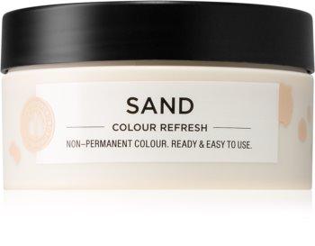 Maria Nila Colour Refresh Sand jemná vyživující maska bez permanentních barevných pigmentů