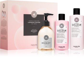 Maria Nila Luminous Colour kosmetická sada I. pro ženy