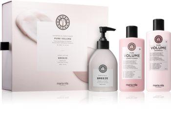 Maria Nila Pure Volume Kosmetik-Set  für mehr Haarvolumen