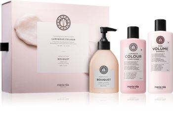 Maria Nila Luminous Colour kozmetická sada II. (pre farbené vlasy) pre ženy