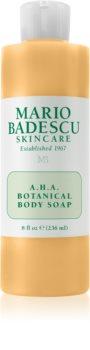 Mario Badescu A.H.A. Botanical Body Soap Duschgel für zarte Haut mit AHA