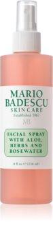 Mario Badescu Facial Spray with Aloe, Herbs and Rosewater ceață facială tonică pentru luminozitate si hidratare