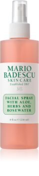Mario Badescu Facial Spray with Aloe, Herbs and Rosewater Toning Facial Mist for Radiance and Hydration