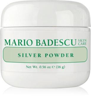 Mario Badescu Silver Powder masque purifiant en profondeur en poudre