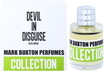 Mark Buxton Devil in Disguise eau de parfum unissexo