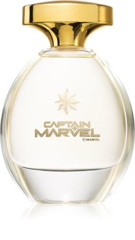 Marvel Captain Marvel Eau de Toilette for Women