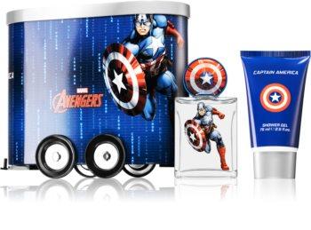 Marvel Avengers Captain America confezione regalo I. per bambini