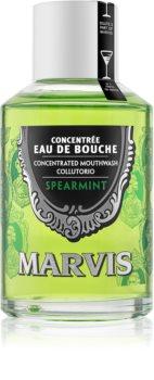 Marvis Spearmint bain de bouche concentré pour une haleine fraîche