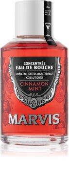 Marvis Concentrated Mouthwash konzentriertes Mundwasser für frischen Atem