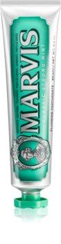 Marvis Classic Strong Mint pastă de dinți