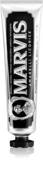 Marvis Amarelli Licorice pastă de dinți