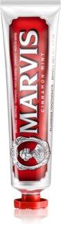 Marvis Cinnamon Mint pastă de dinți