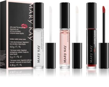 Mary Kay Ultra Stay Lip Lacquer Kit coffret maquillage Cherry (lèvres) teinte