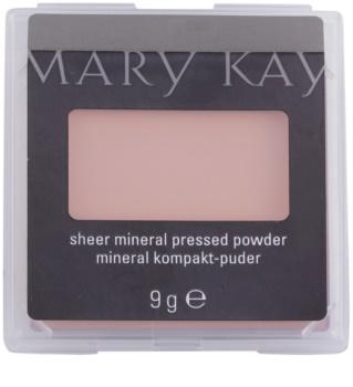 Mary Kay Sheer Mineral Powder