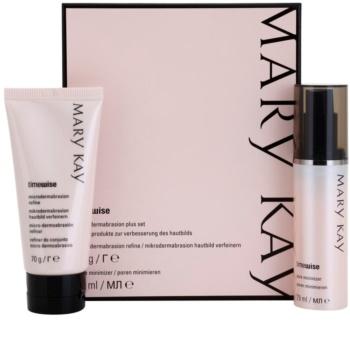 Mary Kay TimeWise ensemble (pour lisser la peau et réduire les pores)