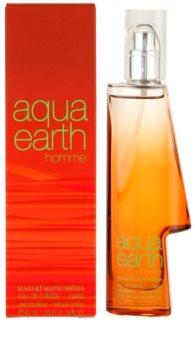 Masaki Matsushima Aqua Earth Homme eau de toilette para homens