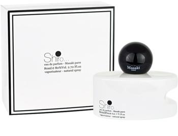 Masaki Matsushima Shiro Eau de Parfum für Damen