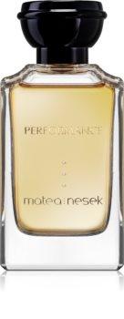 Matea Nesek White Collection Performance Eau de Parfum pentru bărbați