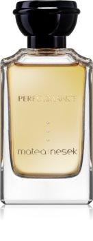 Matea Nesek White Collection Performance Eau de Parfum pour homme