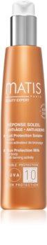 MATIS Paris Réponse Soleil Sun Protection Milk Sun Body Lotion SPF 10