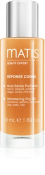 MATIS Paris Réponse Corps Shimmering Dry Oil for Face, Body and Hair